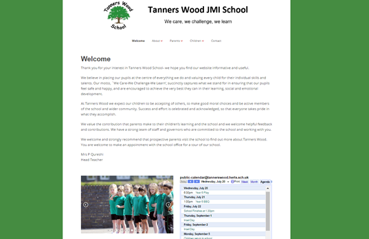 Tanners Wood School