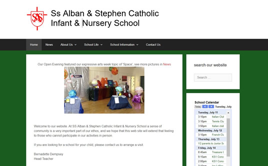 Ss Alban & Stephen Infants